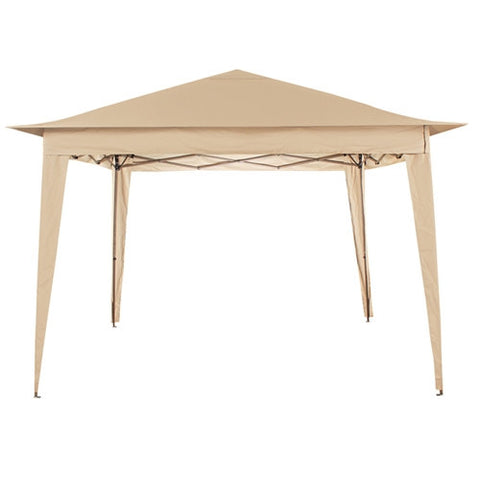 Solus Camelot Elite Easy-up Mocha Gazebo