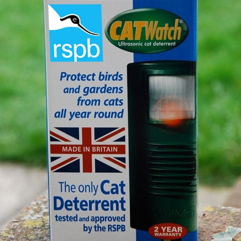 Cat Watch The RSPB Approved Cat Deterrent