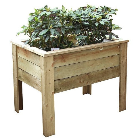 Zest Deep Root Vegetable Planter - LOCAL DELIVERY ONLY