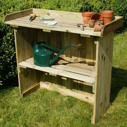 Zest Folding Potting Table - LOCAL DELIVERY ONLY