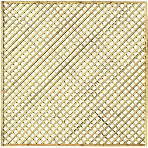 Zest Hillside Diamond Trellis - LOCAL DELIVERY ONLY