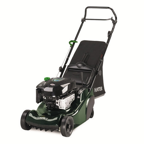 Hayter Harrier 41 Petrol Lawnmower CODE374A