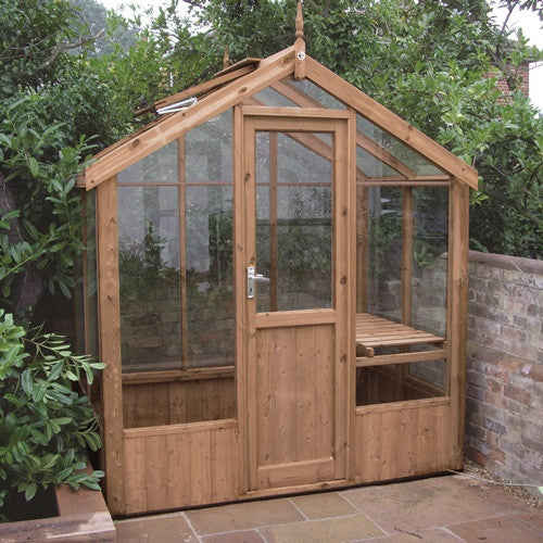 Swallow Thermowood Kingfisher Greenhouse