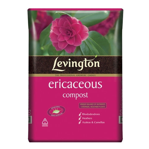 Levington Ericaceous Compost 50L - LOCAL DELIVERY ONLY