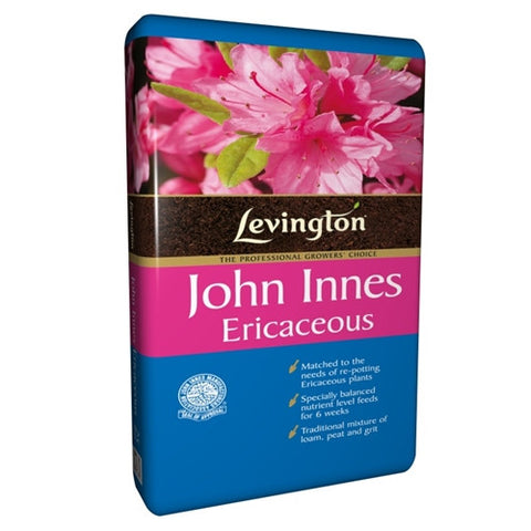Levington John Innes Ericaceous Compost 25L - LOCAL DELIVERY ONLY