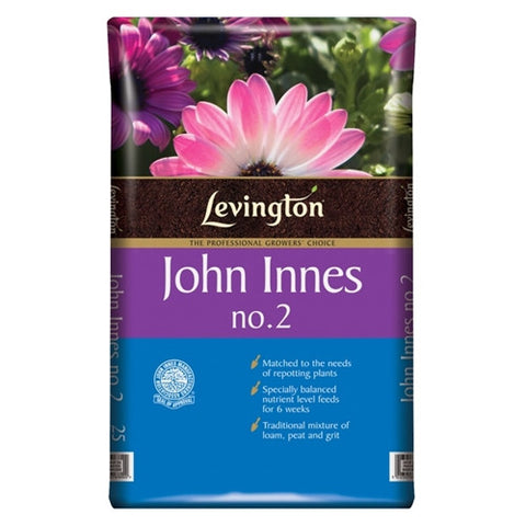 Levington John Innes No.2 Compost 25L - LOCAL DELIVERY ONLY