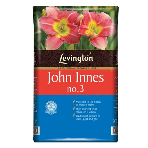 Levington John Innes No.3 Compost 25L - LOCAL DELIVERY ONLY