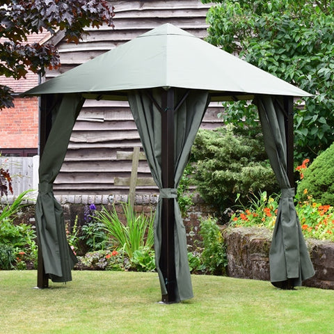 Masters Outdoor Leisure Eco Space 2x2m Gazebo