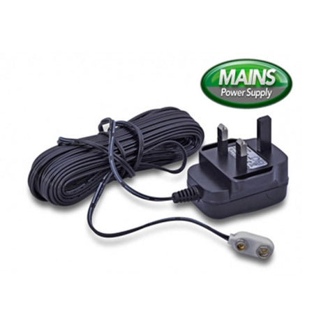 Mains Power Supply Adaptor for Pest Deterrents