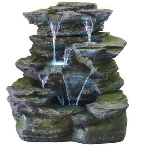Kelkay LED Como Springs Water Feature