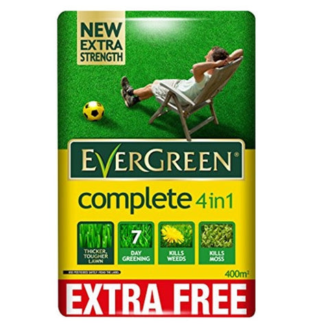 Scotts Evergreen Complete 4 in 1 - LOCAL DELIVERY ONLY