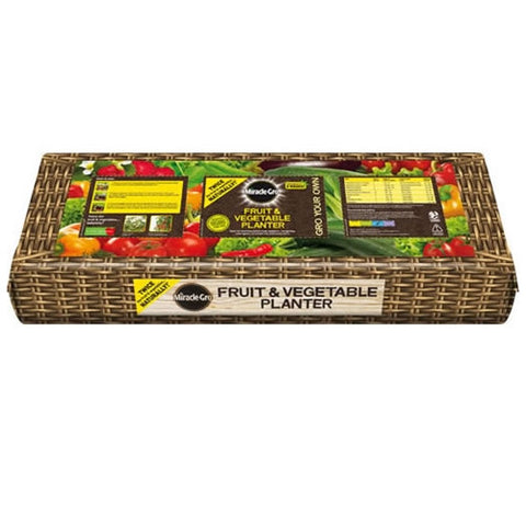 Miracle Gro Grow Your Own Fruit & Veg Giant Planter - LOCAL DELIVERY ONLY