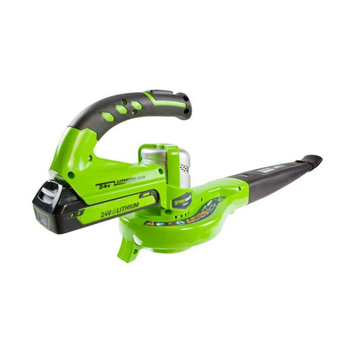 Greenworks Tools Cordless Blower G24