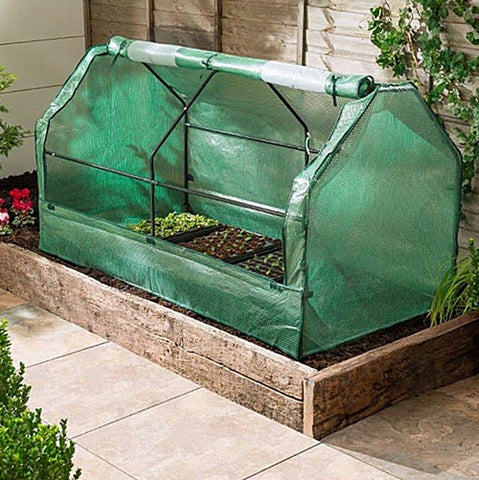 Gardman Seedling Cloche with Heavy Duty Cover