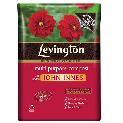 Levington Multi-Purpose Compost with added John Innes 50L - LOCAL DELIVERY ONLY
