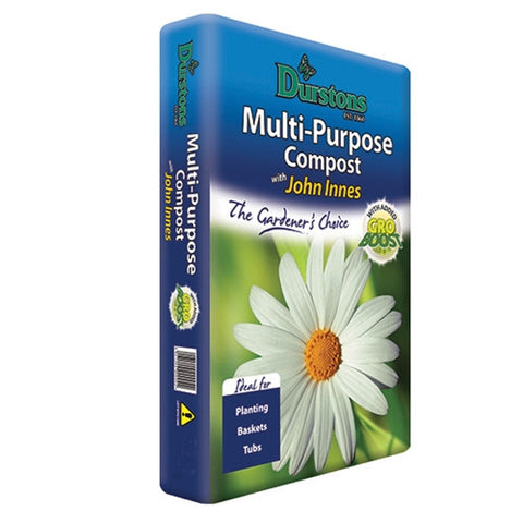 Durstan Multi Propose Compost with John Innes 25L - LOCAL DELIVERY ONLY