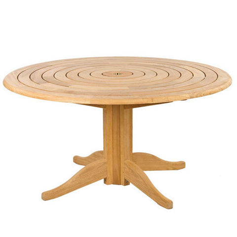 Alexander Rose Roble Bengal Pedestal Table 1.45M
