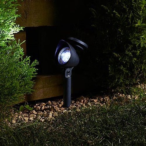 Smart Garden Prima Solar Garden Spot Lights 4 Pack Reigate