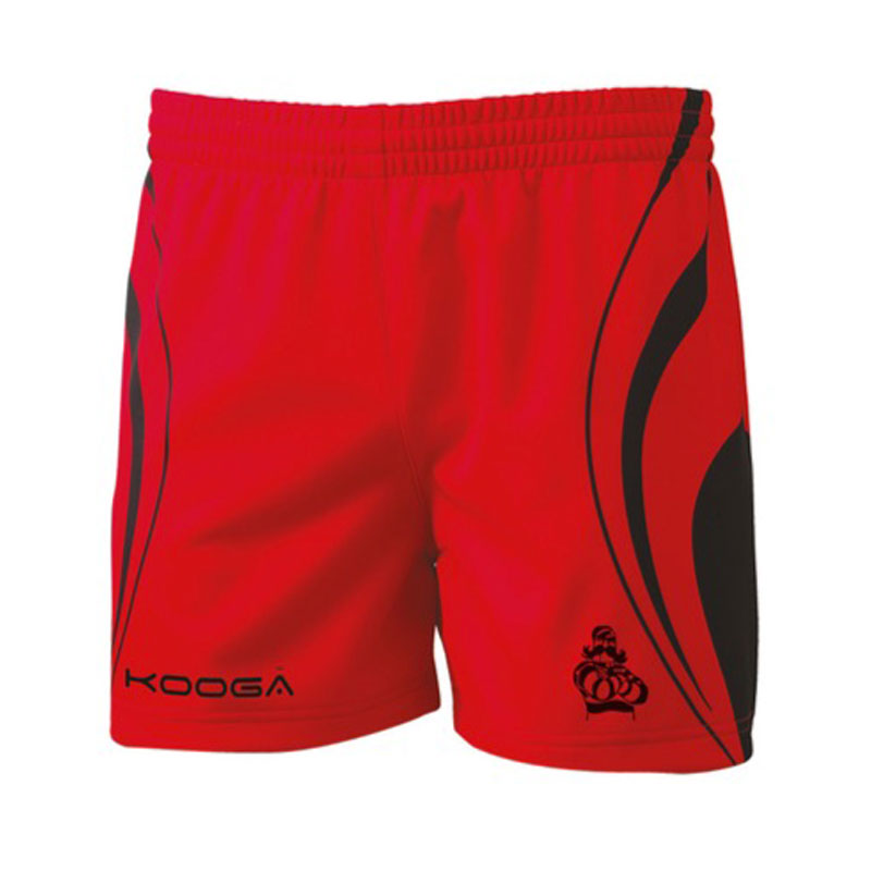 Performance Shorts - Red