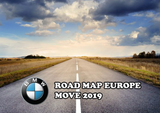 BMW ROAD MAP EUROPE MOVE 2019-1 Electronic Delivery - BMW Diagnose Software INPA Download