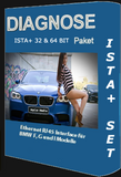 BMW ISTA-D ISTA+ Rheingold (English & German) Electronic Delivery - BMW Diagnose Software INPA Download