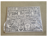 FUN BOOK par Keith Haring