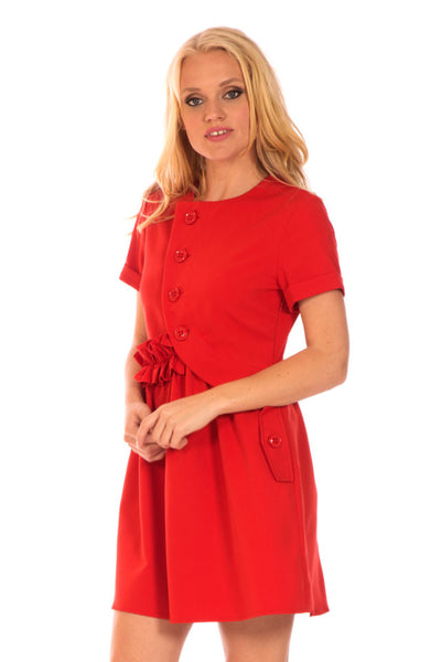 Red Army Dress