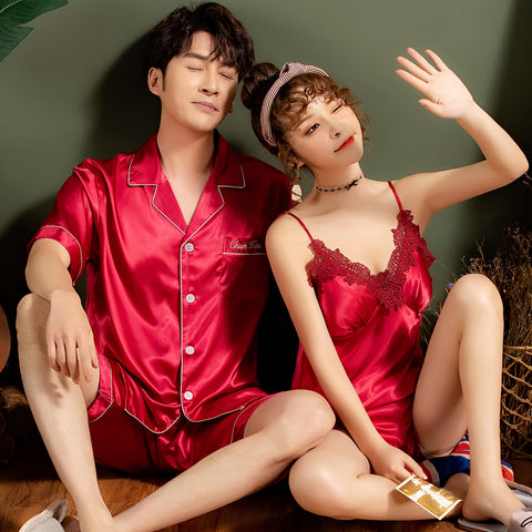 Calyn Couple Sleepwear