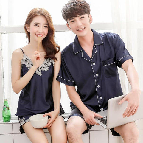 Jesslyn Couple Sleepwear