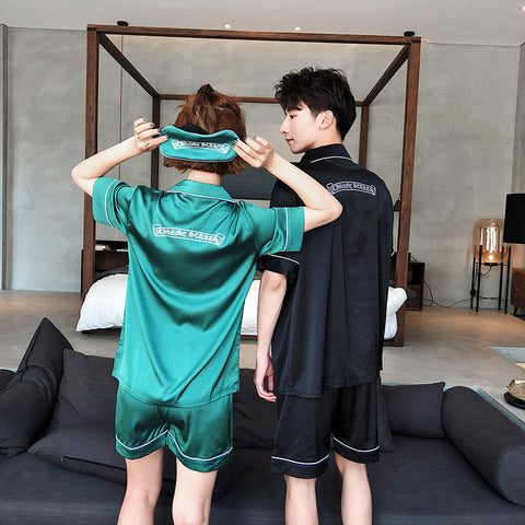 Chrome Couple Sleepwear