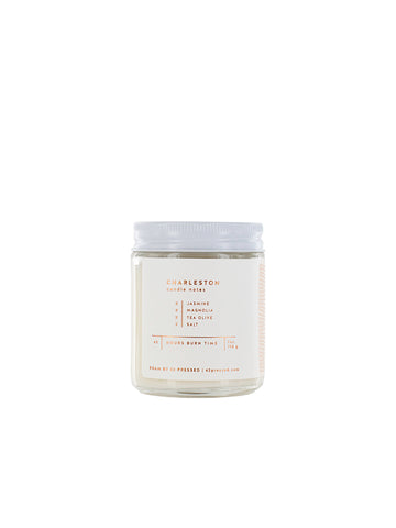 ROAM by 42 Pressed Scented Candle - Charleston
