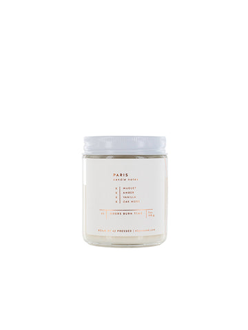 ROAM by 42 Pressed Scented Candle - Paris