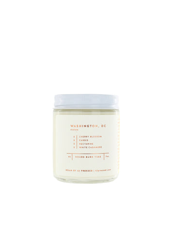 ROAM by 42 Pressed Scented Candle - Washington DC