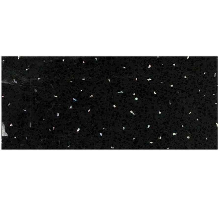 Black Sparkle - Wet Wall Shower Panel