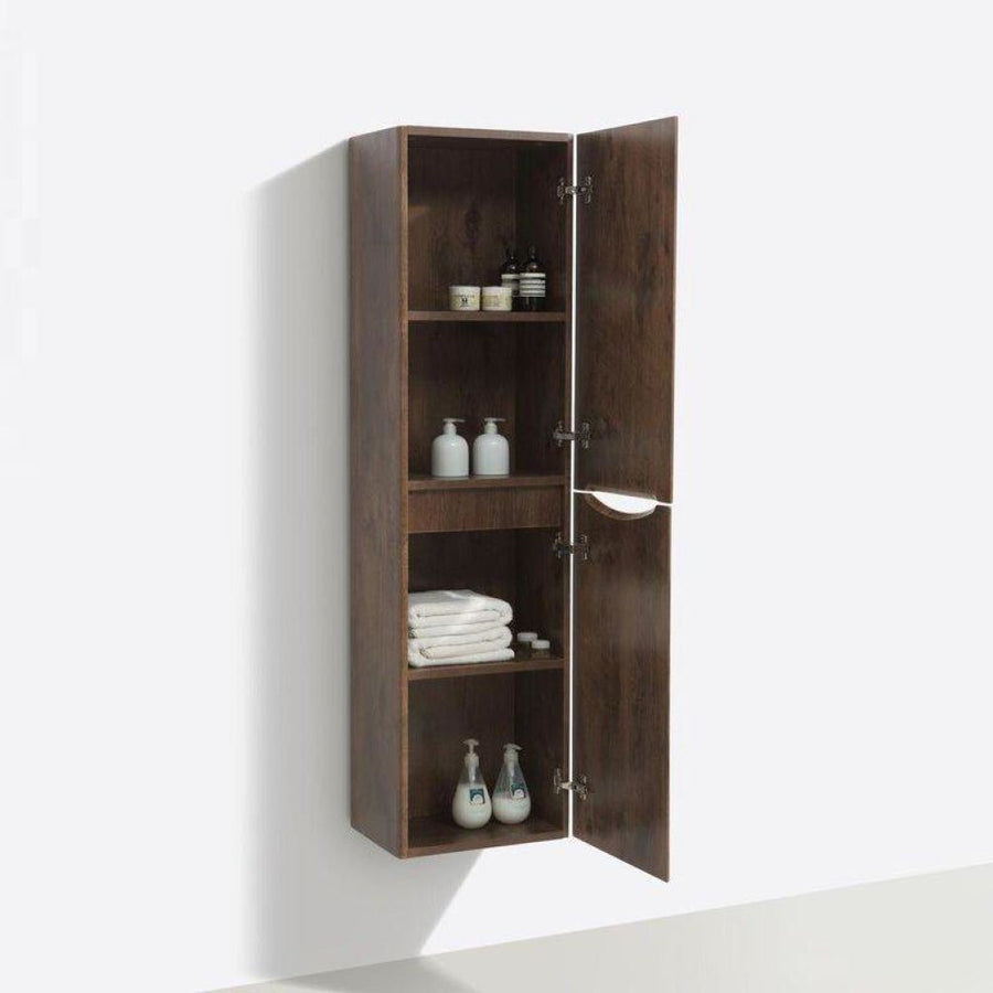 Cassellie Bali Wall Mounted Storage Cabinet with Soft Close Doors