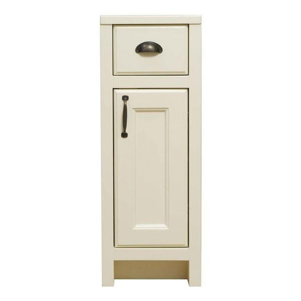 Cassellie Chartwell - 300mm Traditional 1-Door & 1-Drawer Cabinet