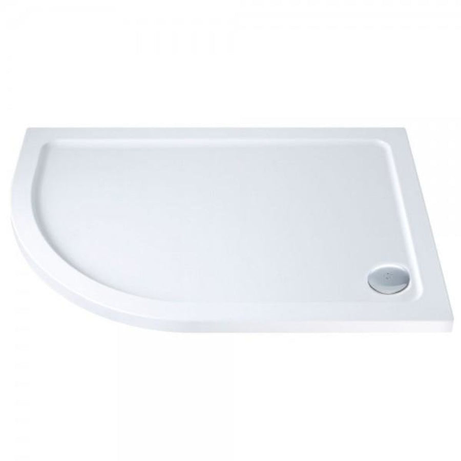 Cassellie Contract - Qaudrant Offset Shower Tray