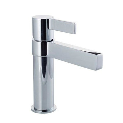 Cassellie Daze Mono Basin Mixer Tap - Chrome - EverythingBathroom.co.uk