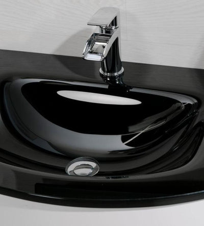 Cassellie Pebble D-Shape Combination Unit - EverythingBathroom.co.uk