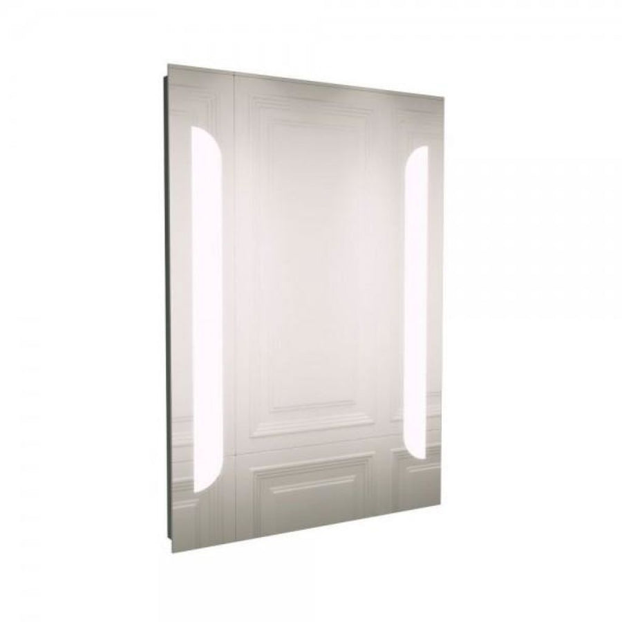 Cassellie Touch Sensitive LED Bathroom Mirror with De-mister Pad