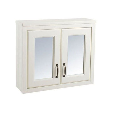 Chartwell - Traditional Mirror Cabinet - EverythingBathroom.co.uk