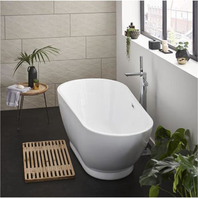 Esposito 2 Freestanding Bath Everythingbathroom.co.uk
