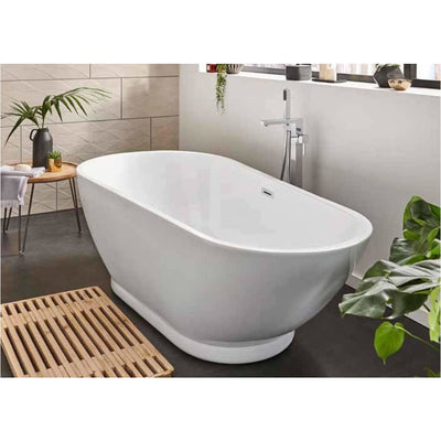 Esposito 2 Freestanding Bath - EverythingBathroom.co.uk