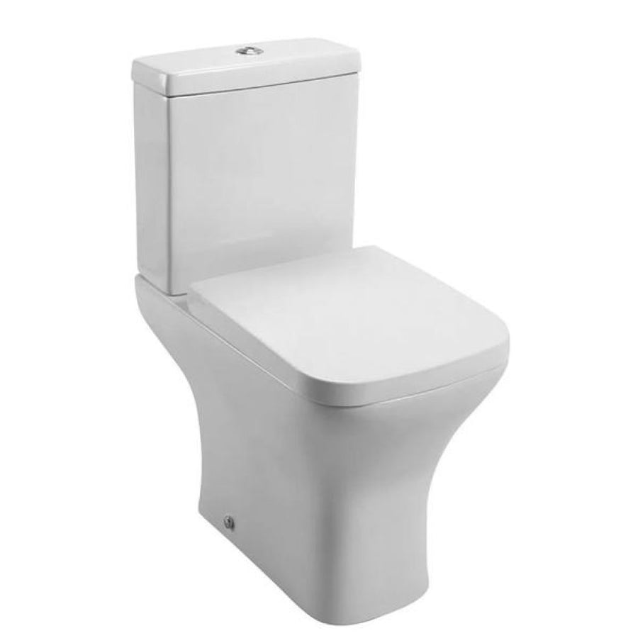 Fair Pan and Cistern and Soft Close Seat