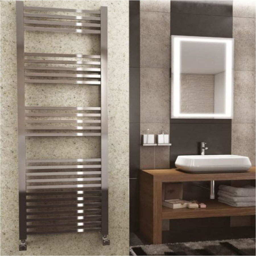 K Squared Heated Towel Rail - Available in various Size