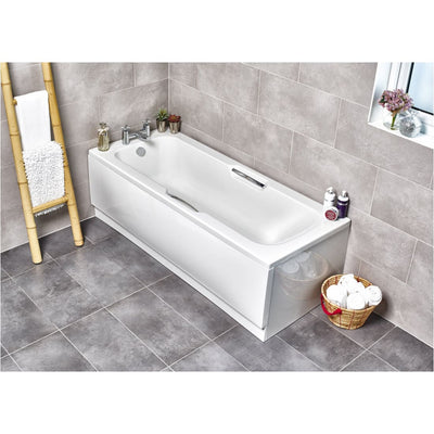 Kartell Alpha Gripped Bath - EverythingBathroom.co.uk