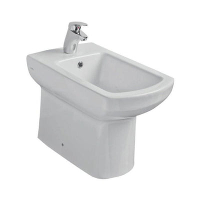 Kartell Aspect 4 Piece Bathroom Set including Toilet Seat - EverythingBathroom.co.uk