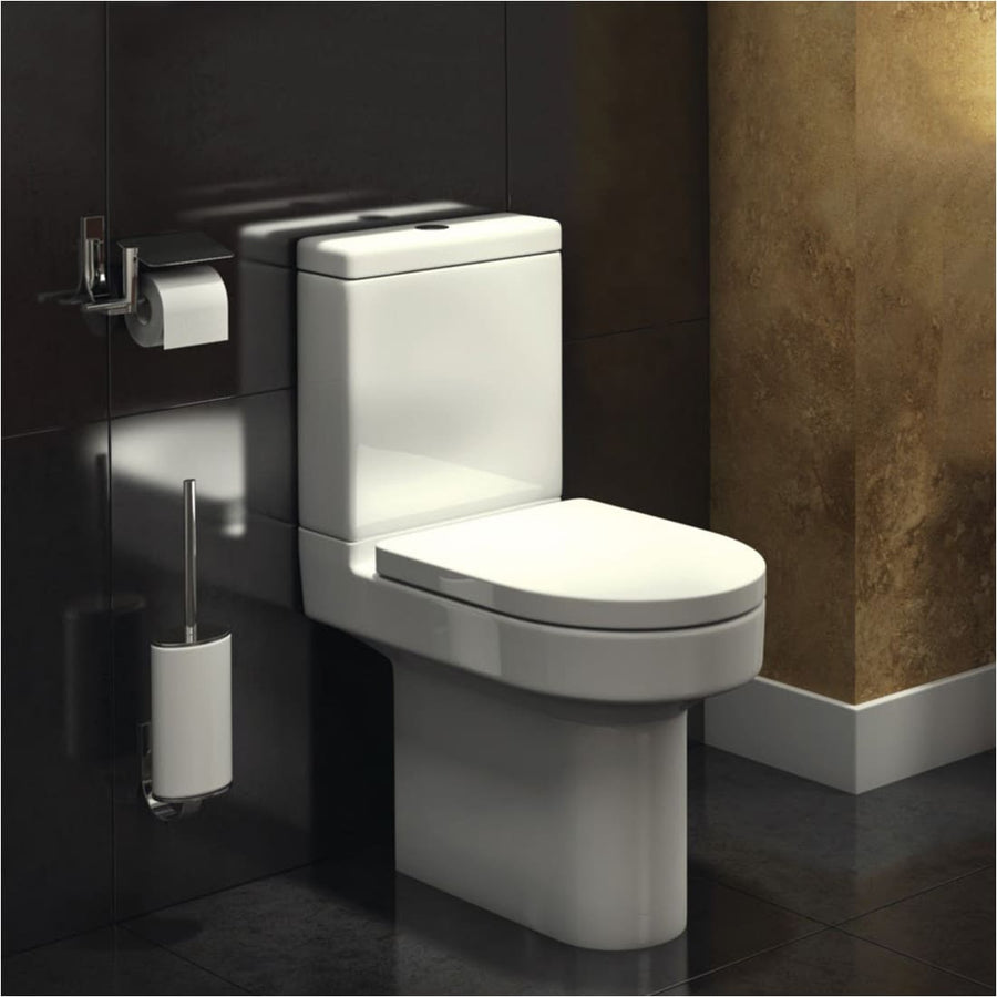 Kartell Code Close Coupled WC with Cistern and Soft Close Seat