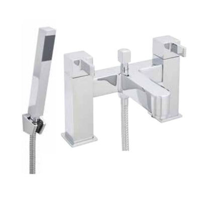 Kartell Eton Bath Shower Mixer - EverythingBathroom.co.uk