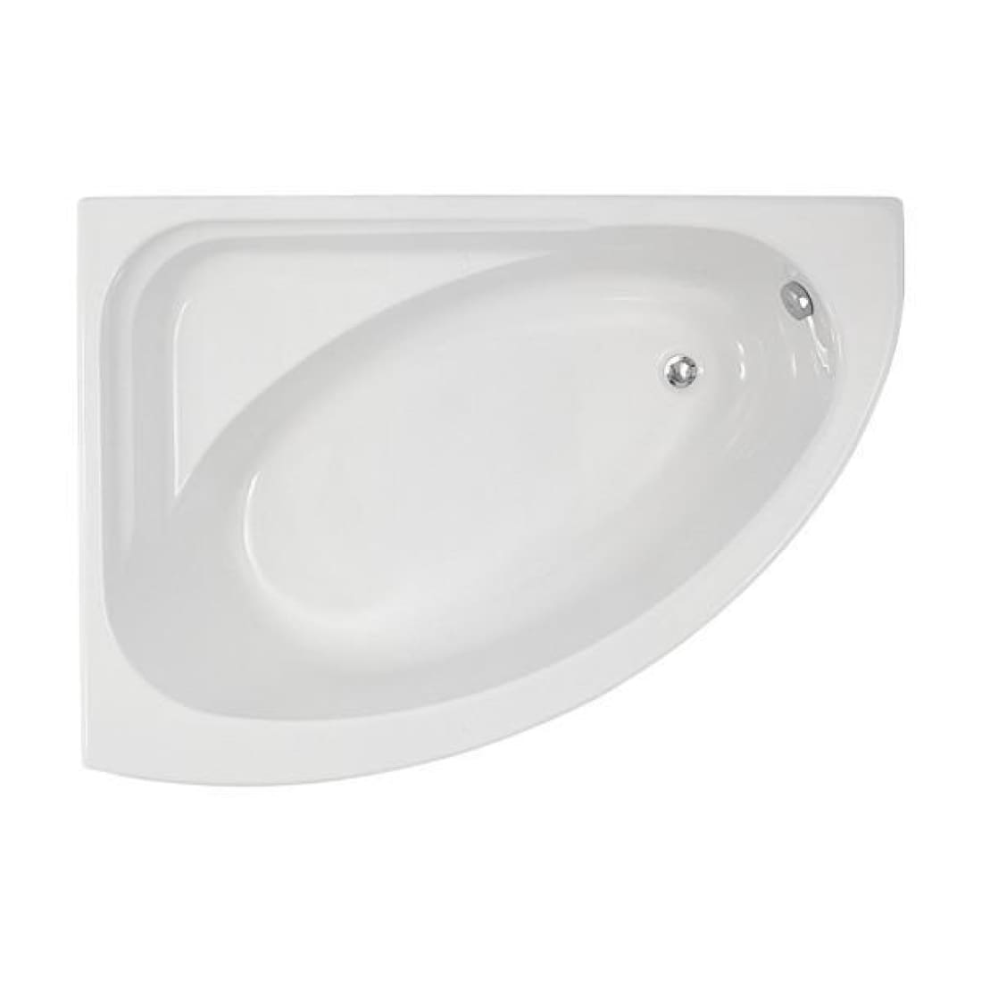 Kartell Options Double Ended Bath